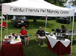 PetFest booth